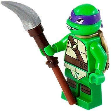 Amazon.com: LEGO TMNT - Donatello V2 Minifiguren - Teenage ...