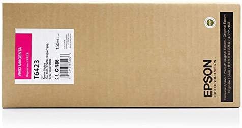 Epson C13T642300 - Cartucho de tinta, magenta: Epson: Amazon.es ...