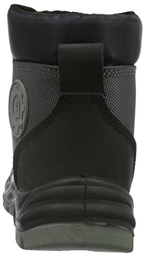 Safety Jogger DAKAR - Calzado de protección Unisex adulto Negro - Black (018)