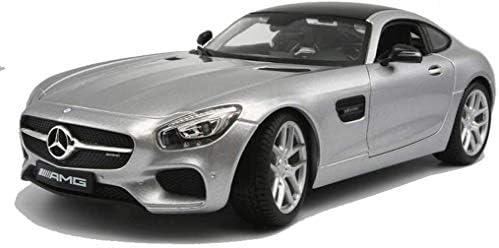 カーモデル、モデルカー1時18分メルセデス - ベンツAMG GTカーレトロカーモデルのシミュレーション合金の模型玩具ギフト子供