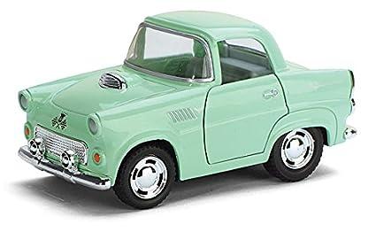 Playking Kinsmart Die Cast Metal 1955 Ford Thunderbird Toy Car 4