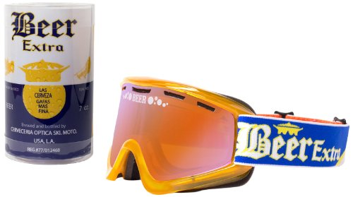 Beer Optics Ski Goggles (Cold Cerveza) by Beer Optics
