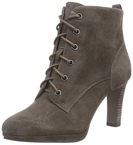 Belmondo 70323403 - botas de cuero mujer beige - Beige (Taupe)