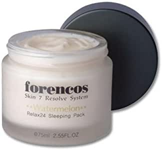 forencos Watermelon relax24 Sleeping Pack/Made in Korea: Amazon.es: Belleza