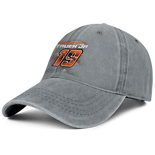 NIANLJHDe Unisex MenLow Dad Hat Packable Martin-Truex-Jr-2019-NASCAR-Contender-Driver-19- Walking Baseball Hat -