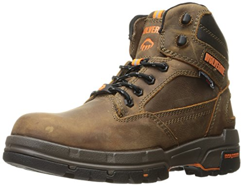 Waterproof Boot Durashock - Wolverine Men's Legend LX Waterproof 6