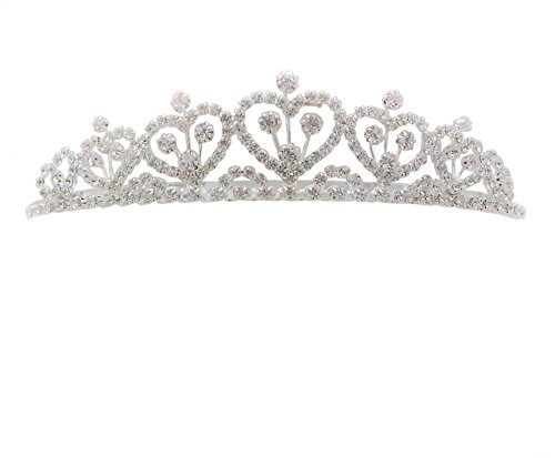 [Rosemarie Collections Women's Bridal Tiara
