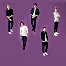 "One Direction 2014 Fathead Logosheet- 12""x17"""