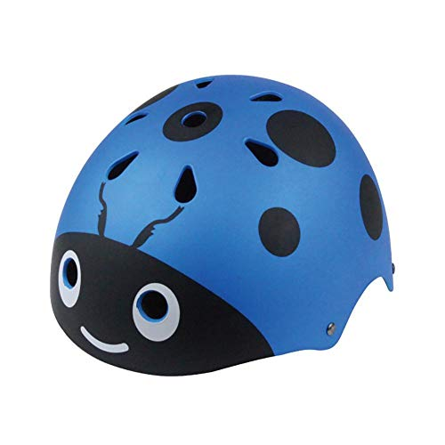 iBaste_Children Helmet Children's Protective Gear Helmet for Street Dance Roller Skating Skateboard Bicycle Balance - Skateboards Venue