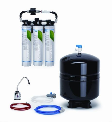 Everpure ROM III Reverse Osmosis Drinking Water Filter System (EV9273-86) by Everpure