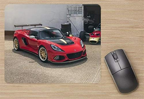 Lotus Exige Cup 430 Type 49 2018 Mouse Pad, Printed Mousepad ()