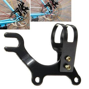 - Disc Brake Bracket Bike Brake Bracket - Bike Disc Brake Bracket Frame Adaptor for 160mm Rotor Bicycle Components ( Front Brake Bracket )