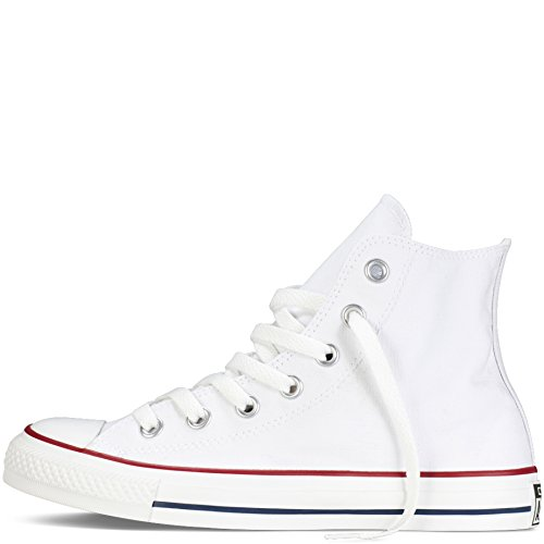 4f1e2edef05d Converse Unisex Chuck Taylor All Star High Top Sneakers Optical White size  10.