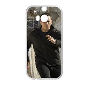 The Bourne Ultimatum HTC One M8 Cell Phone Case White A3732314