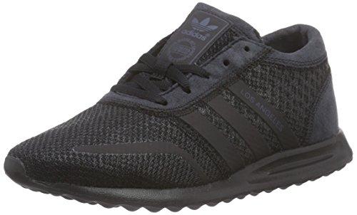 Adidas Black core Angeles Noir core Sneakers Los Femme Originals Black Basses Schwarz PPwAZHqxr