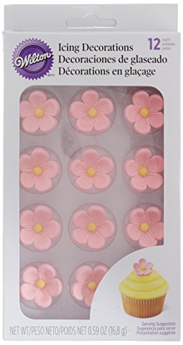 Wilton W101490 Royal Icing Decorations (12 Pack), 1
