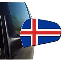 SERBISCHE AUTOFLAGGE 30 x 45 cm Auto flaggen AZ FLAG AUTOFAHNE SERBIEN 45x30cm
