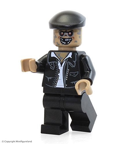 LEGO Ghostbusters MiniFigure - Zombie Driver (From Set 75827)