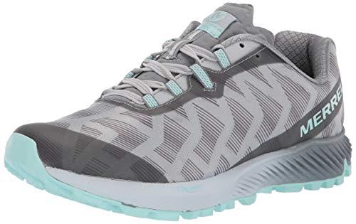 Merrell Women's Agility Synthesis Flex Sneaker, Capri/Blue, 09.0 M - 09 Footwear Womens
