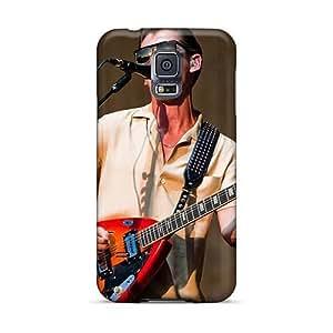KennethKaczmarek Samsung Galaxy S5 Anti-Scratch Hard Phone Cases Customized Vivid Arctic Monkeys Band Pictures [cfF6076GYMj]