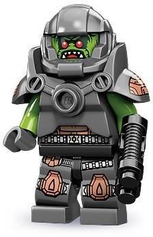 Lego 71000 Series 9 Minifigure Alien Avenger
