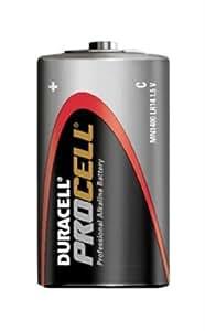 Duracell Procell - Pilas C (Paquete de 10)