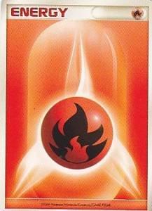 炎エネルギー (基本エネルギー) ポケモンカードゲーム