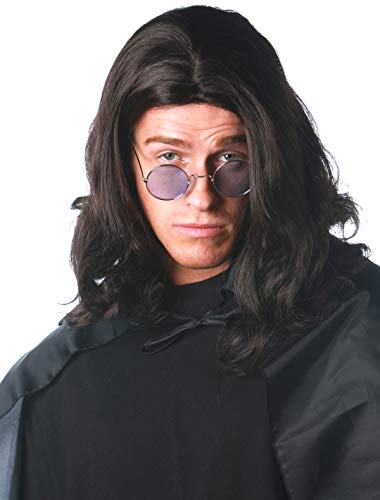 Ozzy Osbourne Metal Rock Dark Prince Style Deluxe Costume -