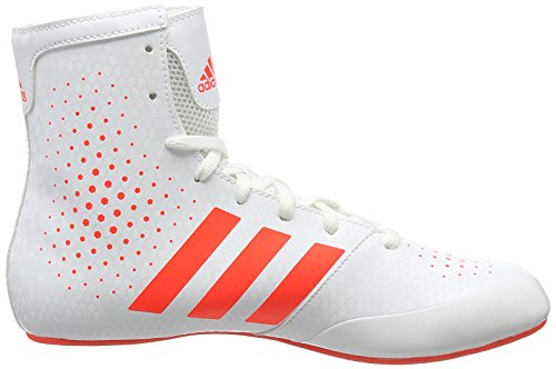 adidas Unisex Adults' Ko Legend 16,2 Boxing Shoes White/Red