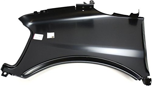 OE Replacement Chevrolet//GMC Front Passenger Side Fender Assembly Partslink Number GM1241258