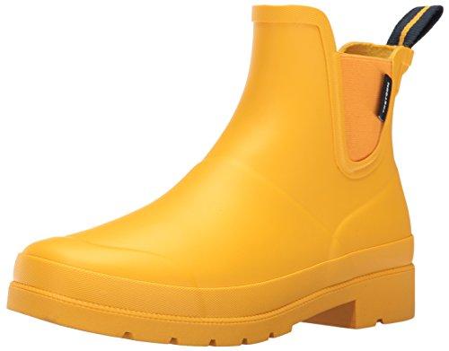 Tretorn Women's LINA Sneaker, Yellow, 7 M US