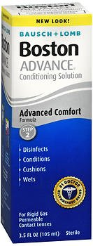Bausch & Lomb Boston Advance Conditioning Solution 3.50 oz (Pack of 3)