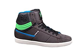 Element Schuhe Omahigh Brown/Antique Sneaker US12