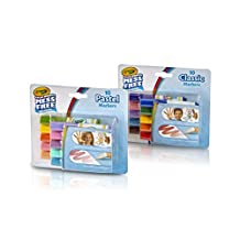 Crayola Color Wonder Markers, Mess Free Coloring, Classic & Pastel Colors (20 Count) (2 Pack )
