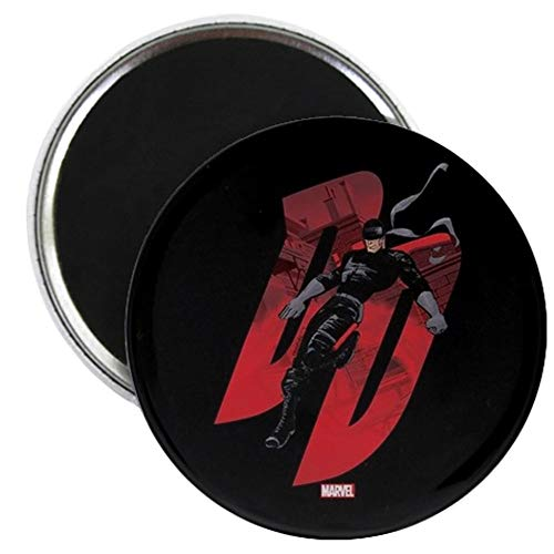 Daredevil Black Costume - CafePress Daredevil Black Costume 2.25