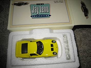 Hot Wheels Legends The Jay Leno Collection Lamborghini Miura