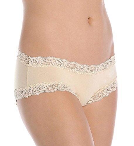Fleur't LuLu's Delites Boyshort Panties (205) S/M/Nude