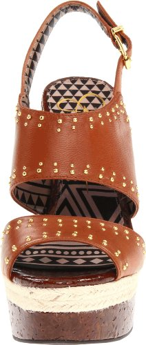 multicouleur Sandales pour UK US Jessica womens Luggage Light B Medium EU femme Simpson M HBqAn