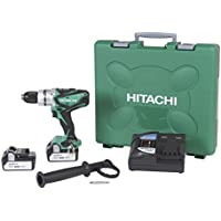 Hitachi Dv18Dsdl 18-Volt Lithium Ion Hammer Drill 3.0Ah Benefits