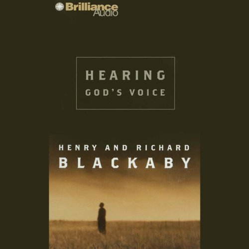 Hearing God's Voice by Brilliance Audio