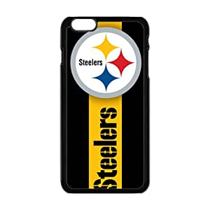 HUAH Pittsburgh Steelers Cell Phone Case for Iphone 6 Plus