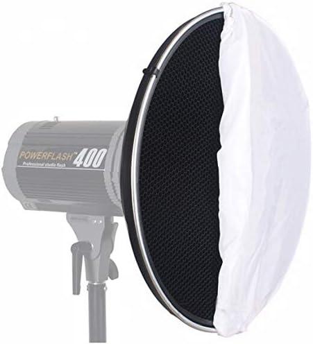 White Diffuser Maviss Accessories Photo Studio Flash Beauty Dish 42Cm S Type Honeycomb