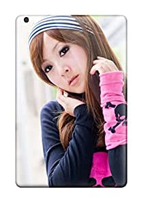 Hot New Diy Design Cute Asian Girl For Ipad Mini 3 Cases Comfortable For Lovers And Friends For Christmas Gifts