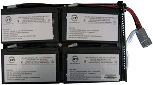 APC SUA1000RM2U Battery Replacement Kit