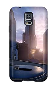 LyfHwYX2253QnAKB Anti-scratch Case Cover ZippyDoritEduard Protective Halo 5: Guardians Case For Galaxy S5