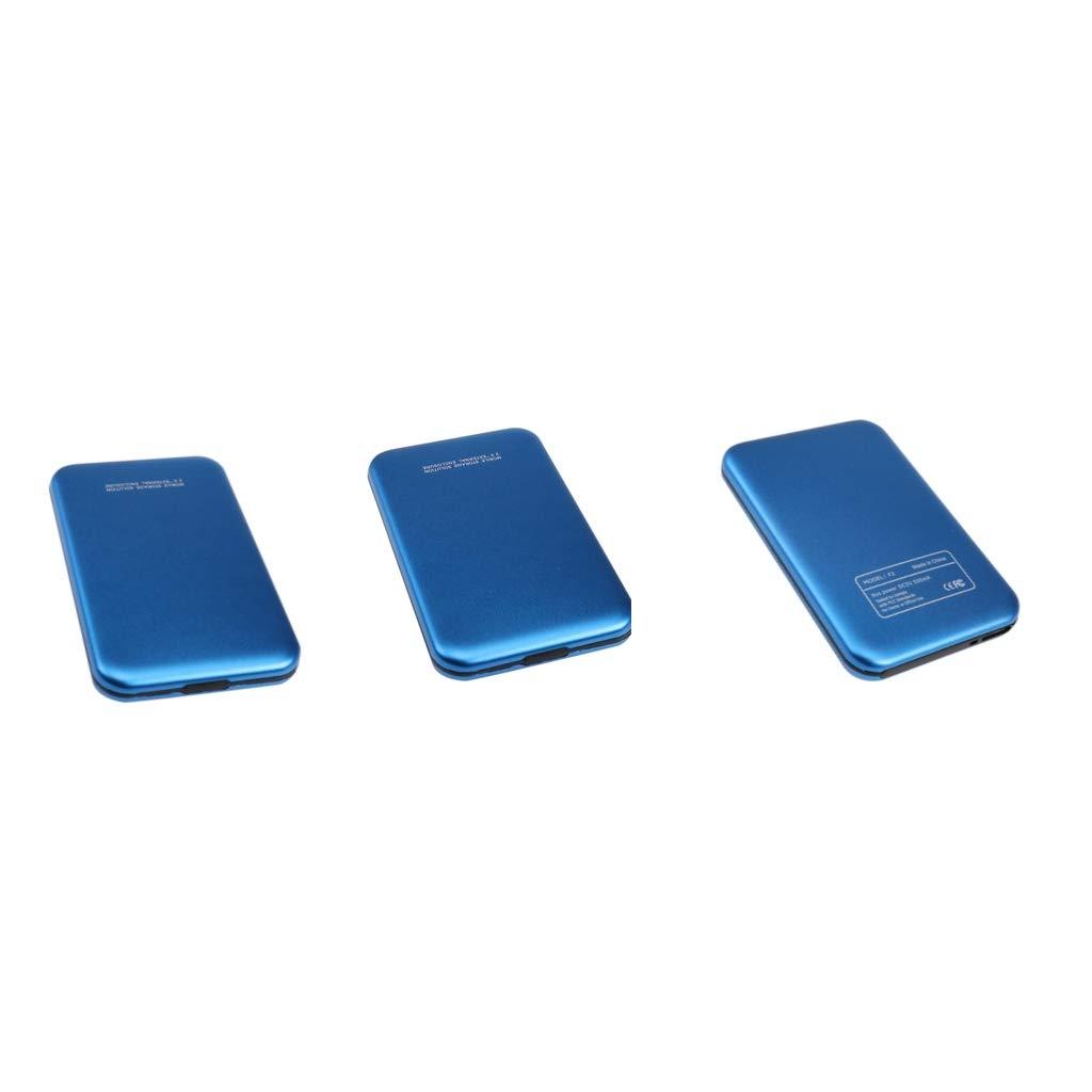B Baosity 3 Piezas De 2,5 Pulgadas SATA 3 HDD/SSD A USB3.0 ...