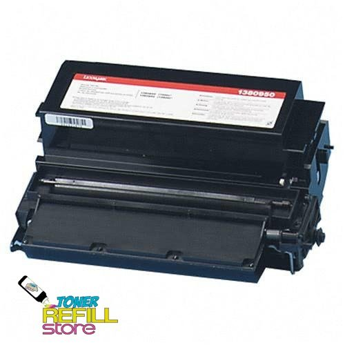 1380850 Toner Cartridge (Toner Refill Store ™ Remanufactured Toner Cartridge for the Lexmark 1380850 4039 4039 12L 1039 12R 4039 16L)