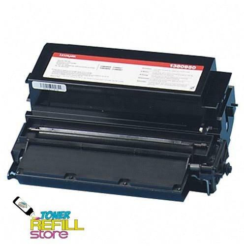 Toner Refill Store TM Remanufactured Toner Cartridge for the Lexmark 1380850 4039 4039 12L 1039 12R 4039 16L ()