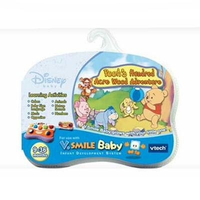 VTech - V.Smile Baby - Pooh's Hundred Acre Wood Adventure