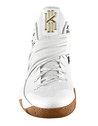 the latest e1b97 1abb6 Men s Lightweight Basketball Shoes Kyrie 2 iD Basketball Shoes -  White Gold  Amazon.ca  Shoes   Handbags